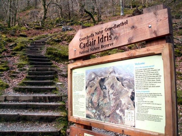 Cadair Idris National Nature Reserve