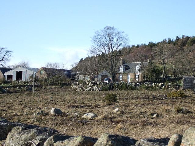 Tillylair farm