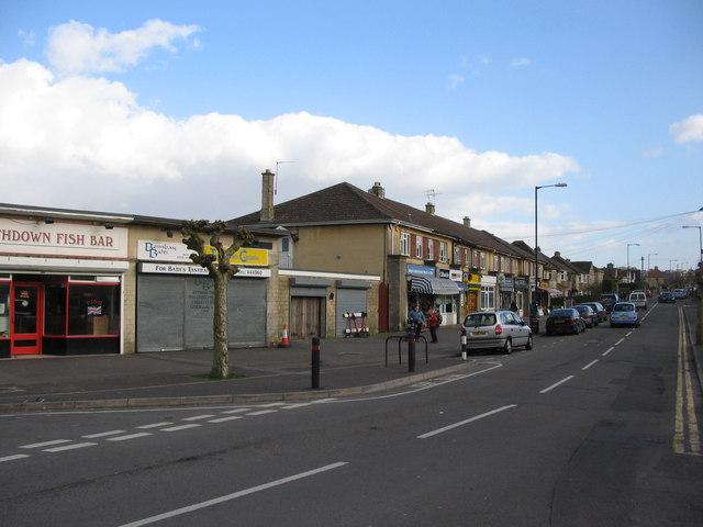 Shops at Southdown