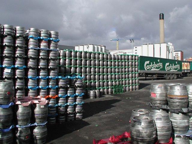 Tetley's Brewery, Leeds
