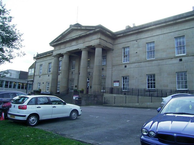 The Old Royal Infirmary
