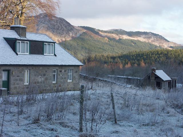 Estate cottage near Gallovie