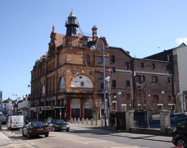 Palace Theatre, Union Street