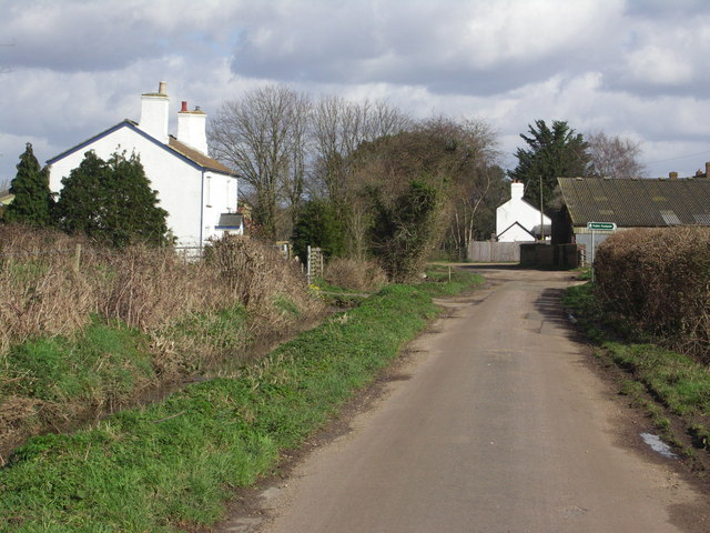 Houses at Waterditch Farm
