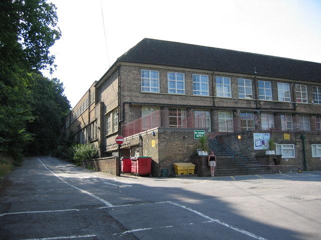 Former Abbeydale Grange Upper School