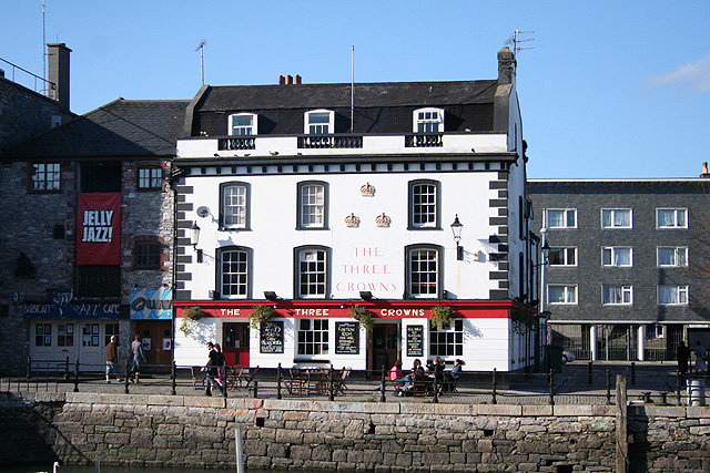 Plymouth: The Three Crowns