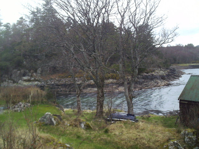 Tiny Harbour, Plockton.