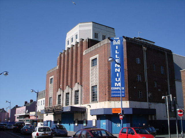 1930/1940s Cinema, Union Street