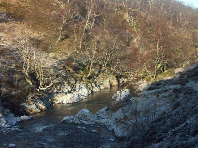 River Pattack in sylvan surroundings