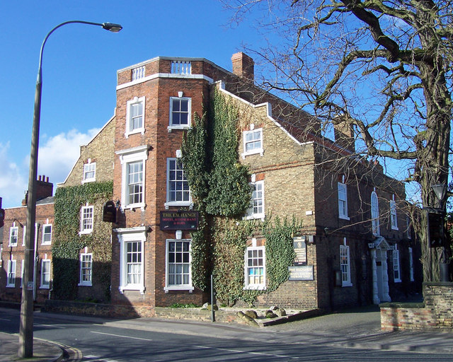 The Exchange, Bigby Street, Brigg