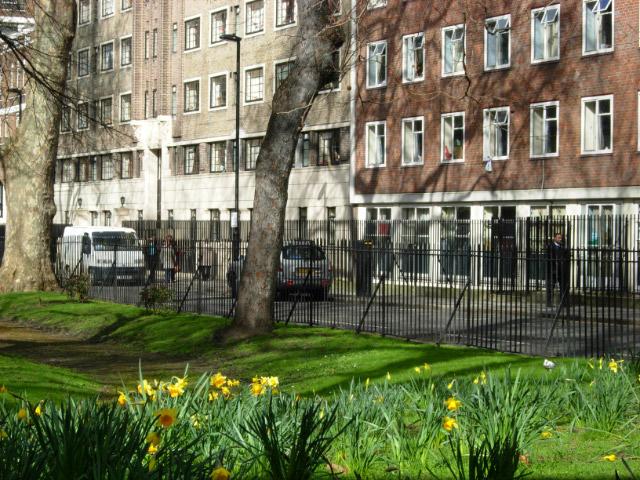 Cartwright Gardens, St Pancras