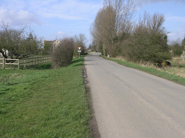 Fen Road Crossing