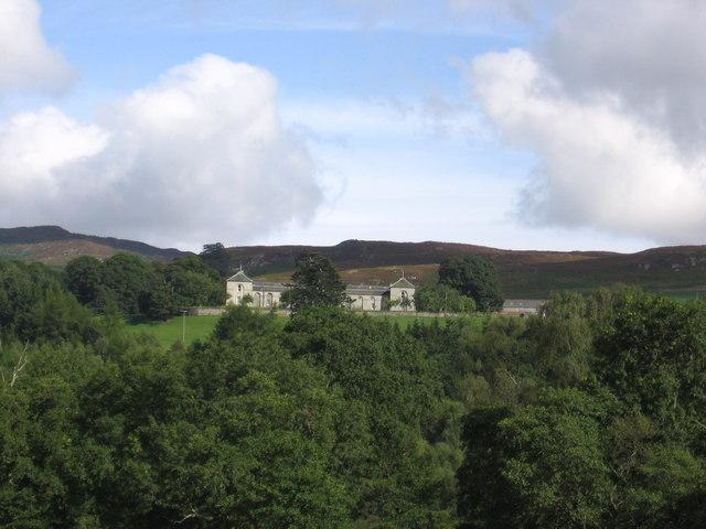 Rotmel Farm, East bank of the River Tay