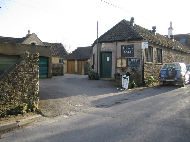 Wellow village store
