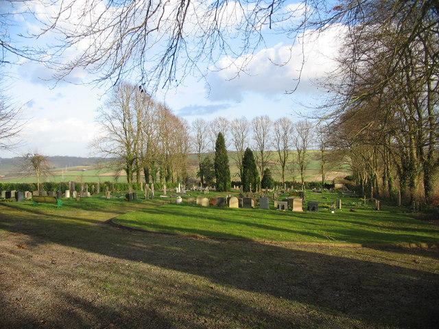 Wellow cemetery