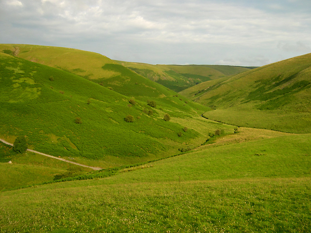 A sunny day in the Doethie Valley!