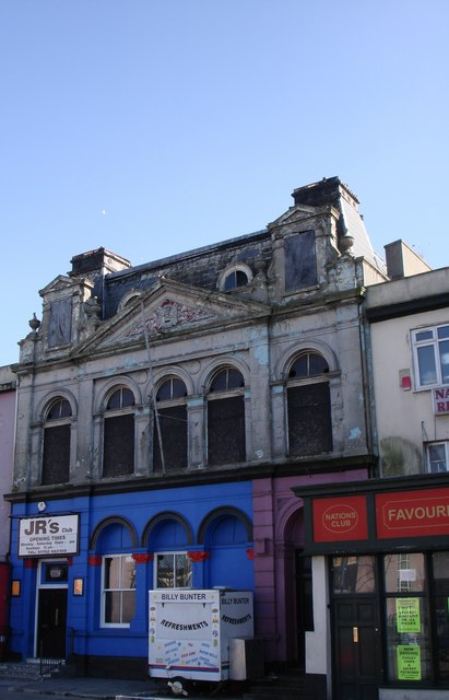 Building at the Octagon, Union Street