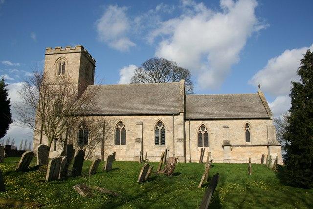 St.Nicholas' church, Swayfield