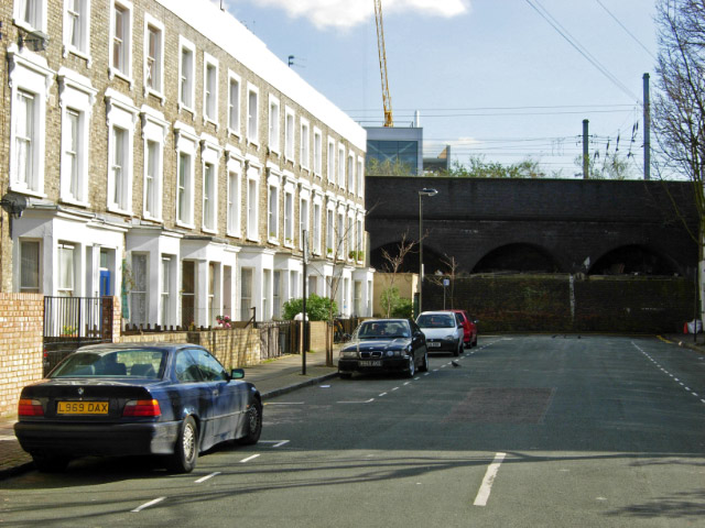 Dunford Road, Lower Holloway