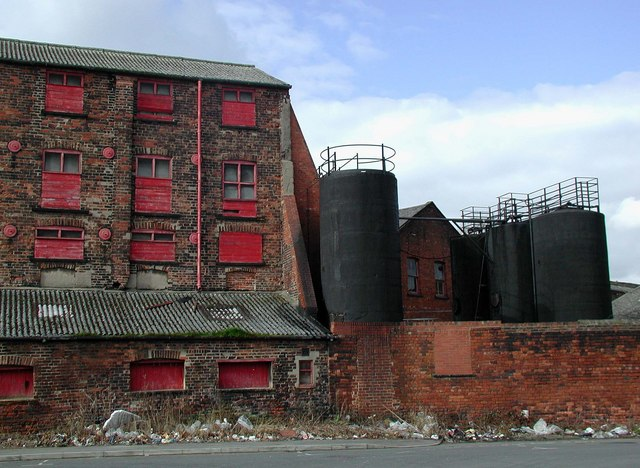 Low Hall Mills, Holbeck