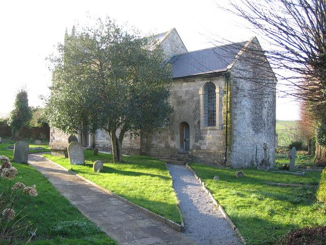 St. James the Less, Foxcote