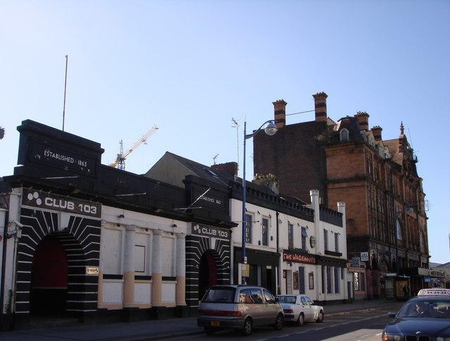 Clubs, Union Street
