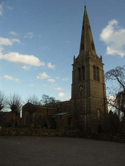 St. Giles at Desborough.