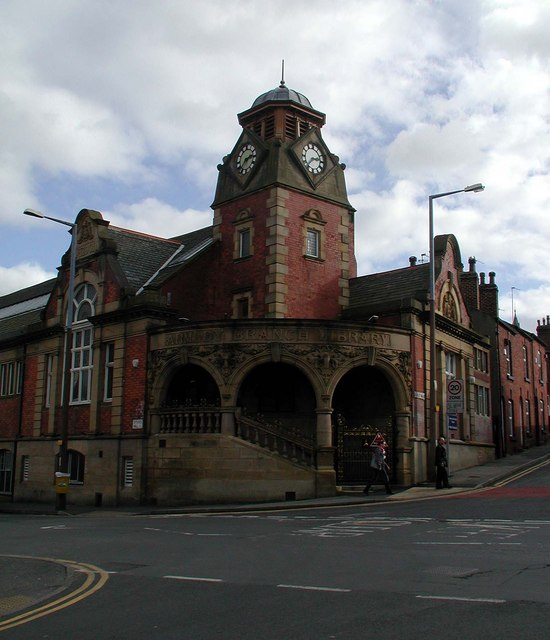 Armley Branch Library, Leeds