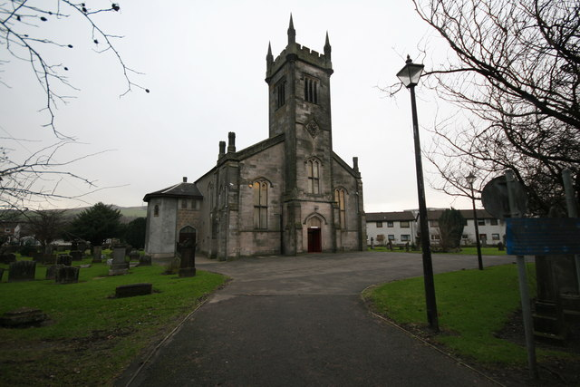 Bonhill Church