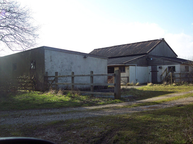 Stables near Kinghay
