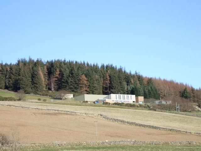 Glendye Treatment Works