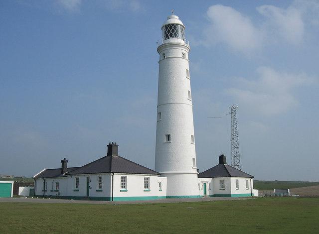 Nash Point Lighthouse