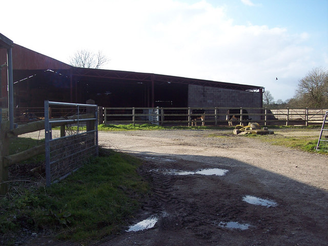 Priors Farm, Kinghay