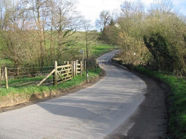 Combe Hay Bridge