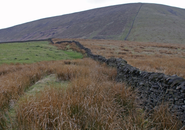Fell beneath Pendle Big End