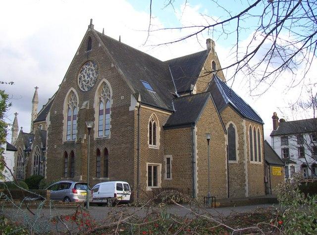 Former Methodist Sunday School, Barrack Road, Aldershot