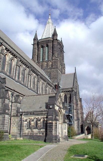 St. Bartholomew's Church, Armley