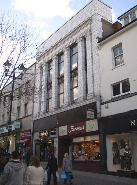 Shops, Union Terrace, Aldershot
