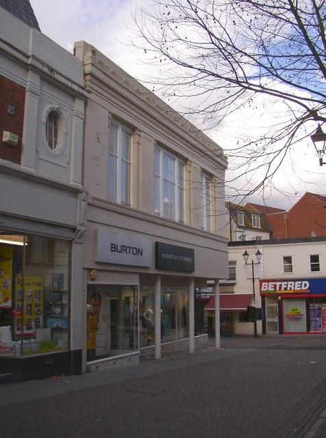 Shop, Union Terrace, Aldershot