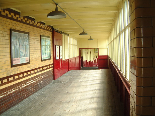 Keighley Station, Worth Valley Railway