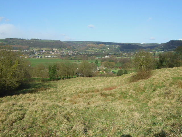 Back of Oaker Hill