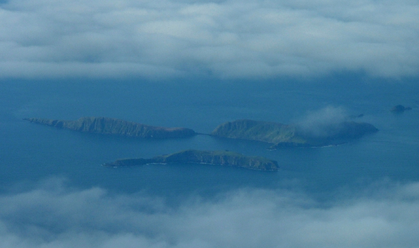 The Shiant Islands