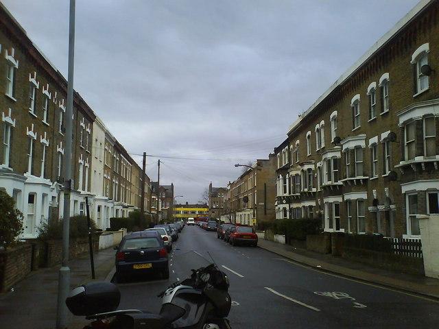 Concanon Road, SW2