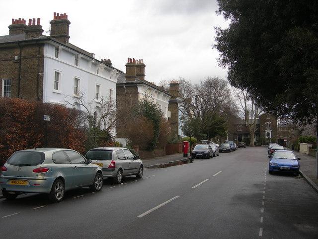 Church Terrace, SE13