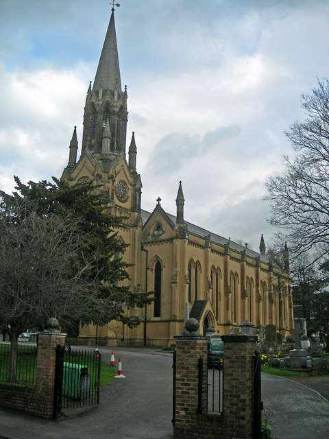 The Parish Church of St Margaret, Lee