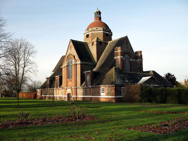 Hampstead Garden Suburb Free Church