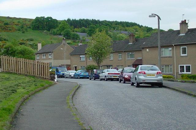 Paisley - Glenburn - Caplaw Road