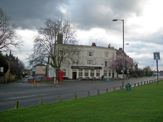 Princess of Wales Pub, Blackheath