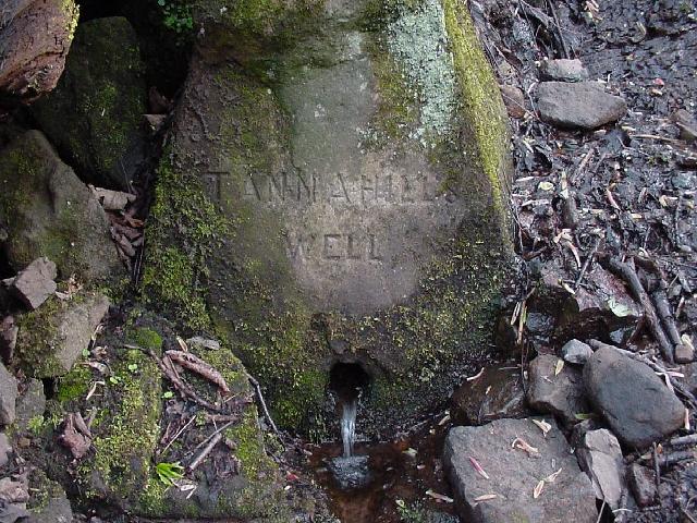 Paisley - Robert Tannahill's Well