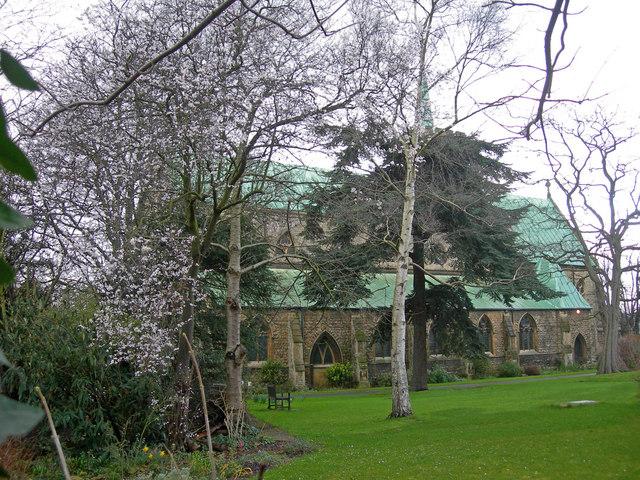Parish Church of St James, Kidbrooke (2)